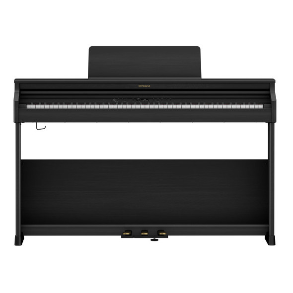 Roland RP701-CD Digital Piano, Contemporary Black