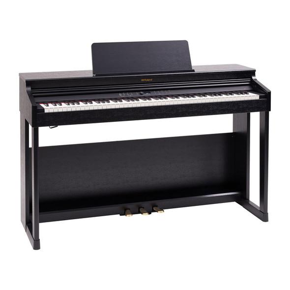 Roland RP701-CD Digital Piano, Contemporary Black