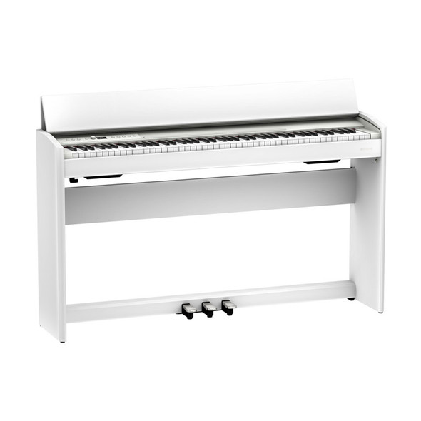Roland F701-WH Digital Piano, White