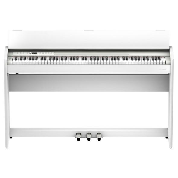 Roland F701-WH Digital Piano, White