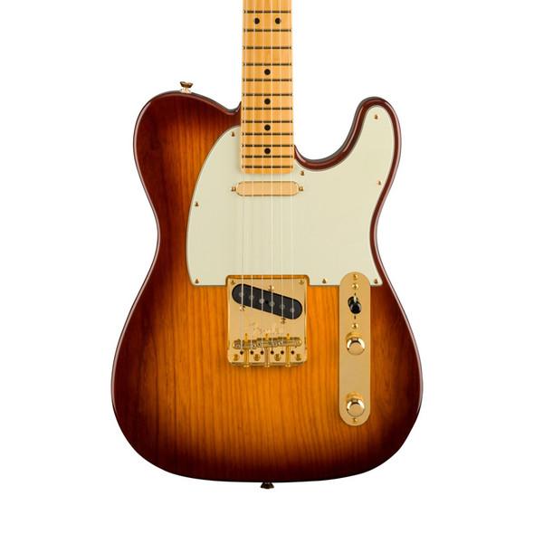 Fender 75th Anniversary Commemorative Telecaster, 2-Color Bourbon Burst, Maple