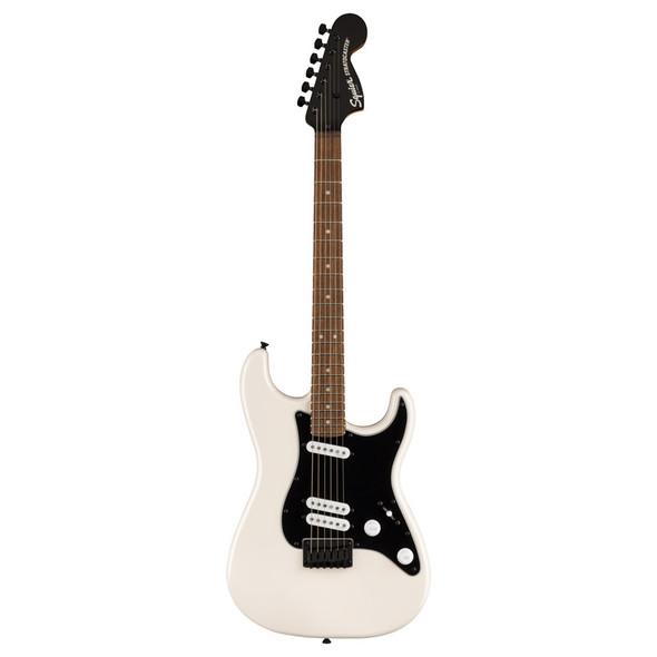 Fender Squier Contemporary Stratocaster Special HT Electric Guitar, Pearl White, Maple