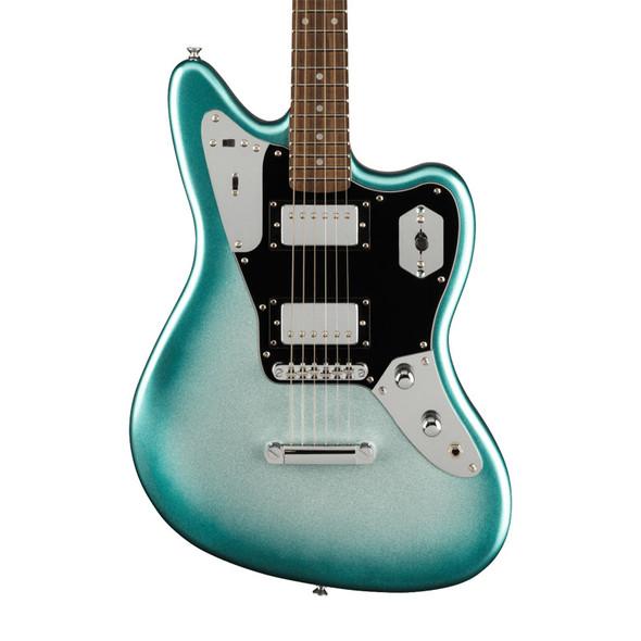 Fender Squier Contemporary Jaguar HH Electric Guitar, Skyburst Metallic, Maple