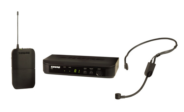 Shure BLX14UK/PGA31 Wireless Headset System