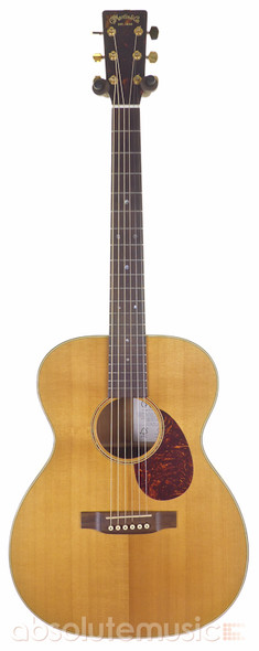 Martin SWOM Smartwood OM Electro Acoustic Guitar, Natural with Hard Case (pre-owned)