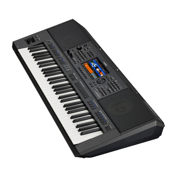 Yamaha PSR-SX900 61 Note Home Keyboard, Black  (ex-display)