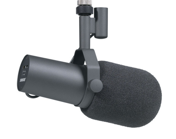 Shure SM7B Studio Dynamic Microphone (ex-display)