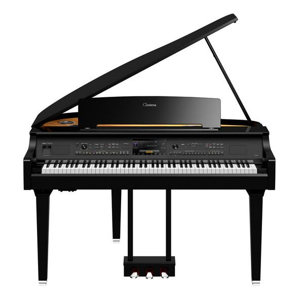 Yamaha CVP-809GP Clavinova Digital Grand Piano, Polished Ebony
