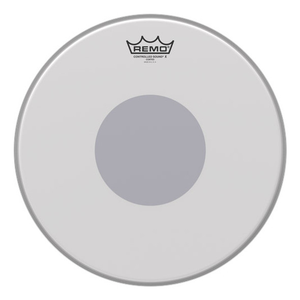 Remo CX-0114-10 Controlled Sound X Coated 14 Inch Drum Head