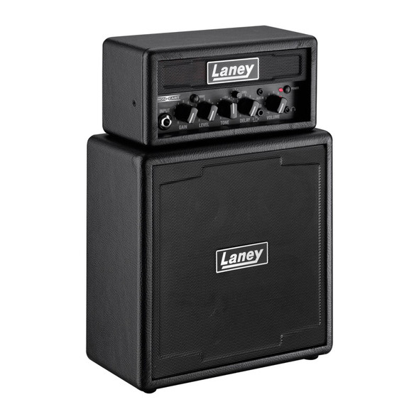 Laney MINISTACK-Iron Battery Powered Guitar Amp with Smartphone Interface