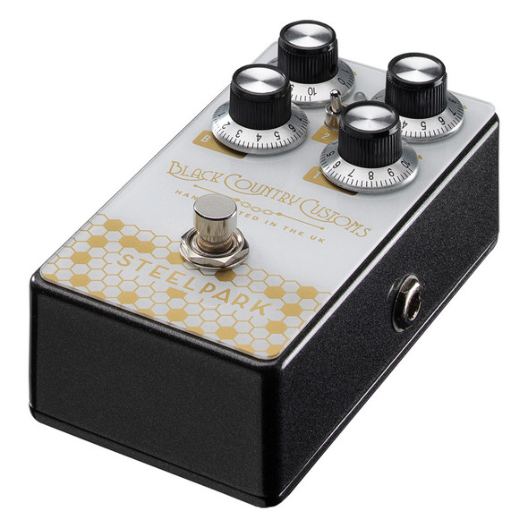 Black Country Customs by Laney Steelpark Boost Pedal