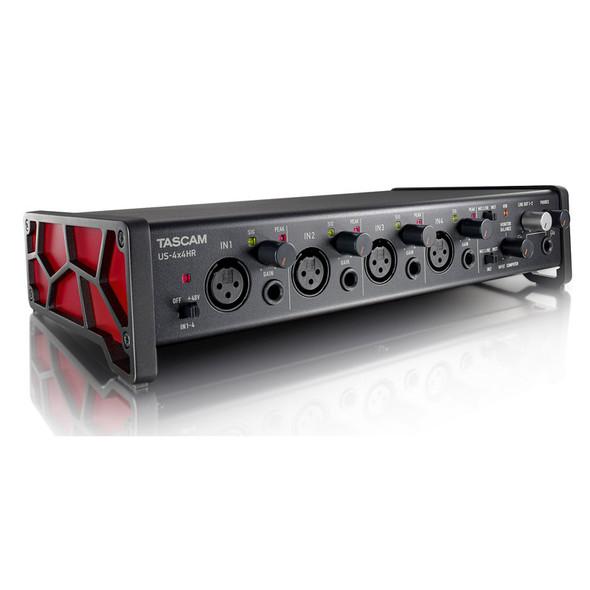 Tascam US-4x4HR USB-C High Resolution Audio Interface