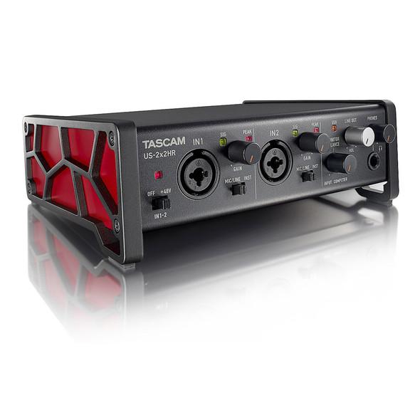 Tascam US-2x2HR USB-C High Resolution Audio Interface