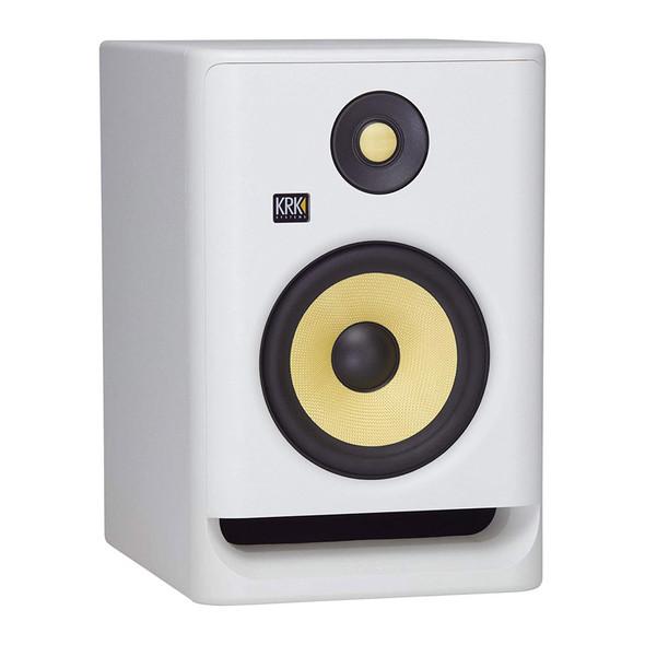 KRK RP7 ROKIT G4 7 Inch White Noise Professional Studio Monitors, Pair (As New)