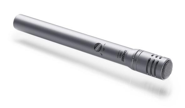 Shure SM81 Condenser Instrument Microphone  (ex-display)