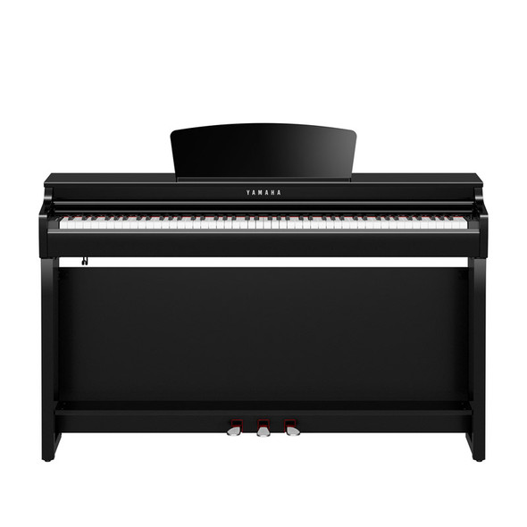 Yamaha CLP-725 Clavinova Digital Piano,  Polished Ebony