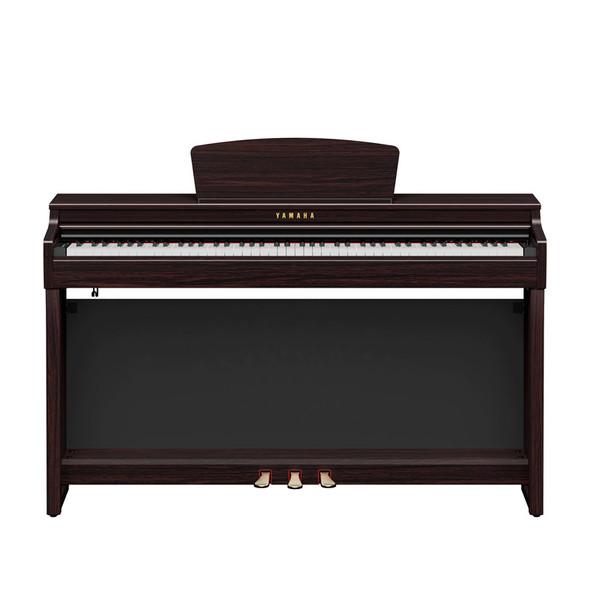 Yamaha CLP-725 Clavinova Digital Piano, Rosewood