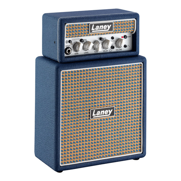 Laney MINISTACK-B-Lion Battery Powered Guitar Amp with Bluetooth