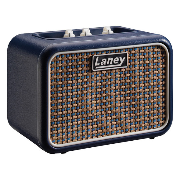 Laney MINI-Lion Battery Powered Guitar Amp with Smartphone Interface
