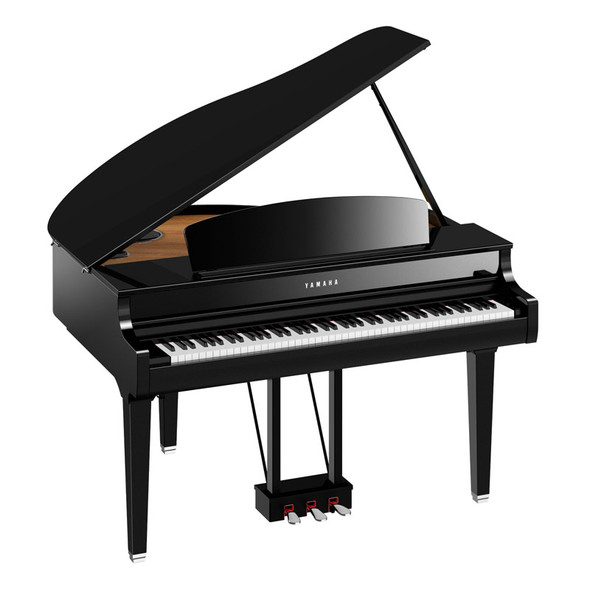 Yamaha CLP-795GP Clavinova Digital Grand Piano, Polished Ebony
