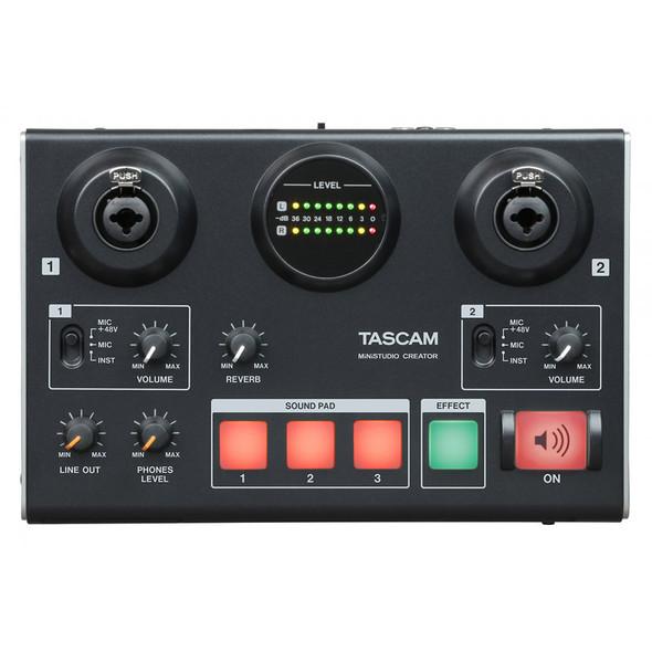 Tascam MiniStudio Creator US-42B USB Audio Interface