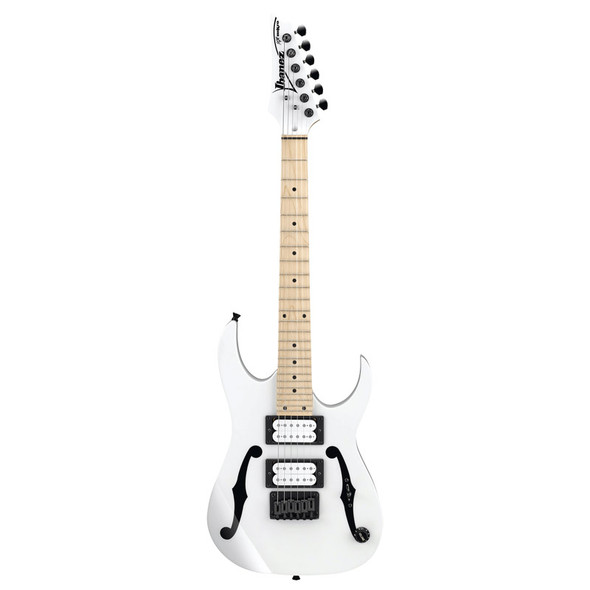 Ibanez PGMM31-WH Paul Gilbert Signature Electric Guitar, White