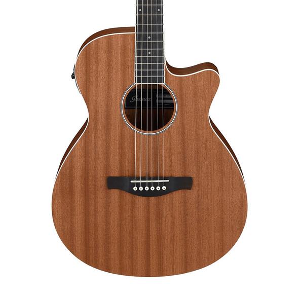 Ibanez AEG7MH-OPN Electro-Acoustic Guitar, Open Pore Natural