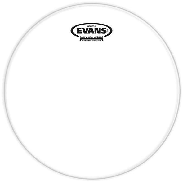 Evans TT12GR 12 Inch Genera Resonant Drum Head