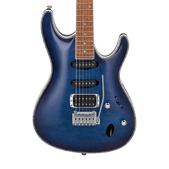 Ibanez SA Standard SA360NQM-SPB Electric Guitar, Sapphire Blue
