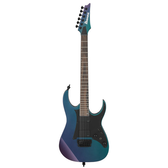 Ibanez RG Axion Label RG631ALF-BCM Electric Guitar, Blue Chameleon