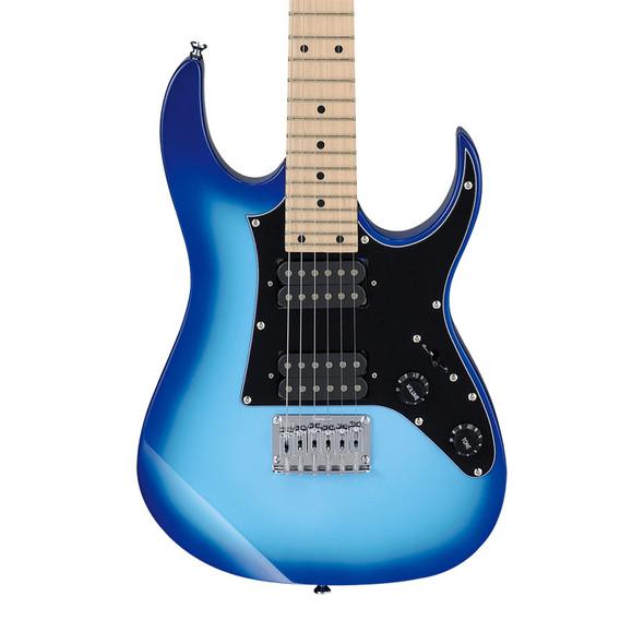 Ibanez miKro GRGM21M-BLT Electric Guitar, Blue Burst