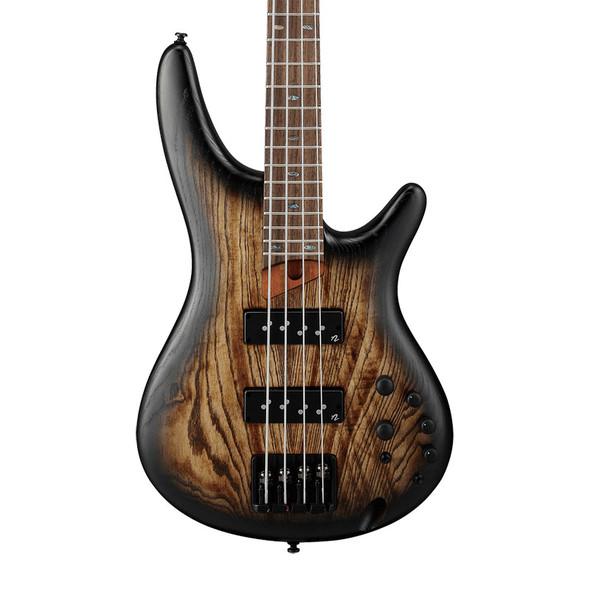 Ibanez SR Standard SR600E-AST Bass Guitar, Antique Brown Stained Burst