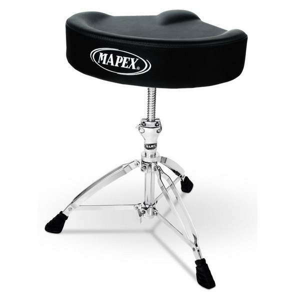 Mapex T755A Saddle-style Drum Throne  (ex-display)