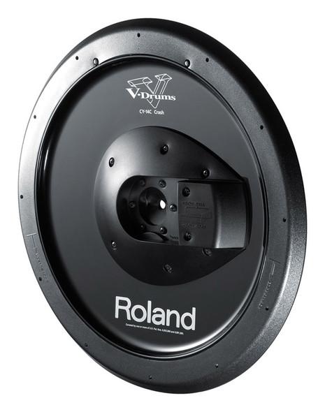 Roland CY-14C-MG 14 inch Crash V-Cymbal, Metallic Grey