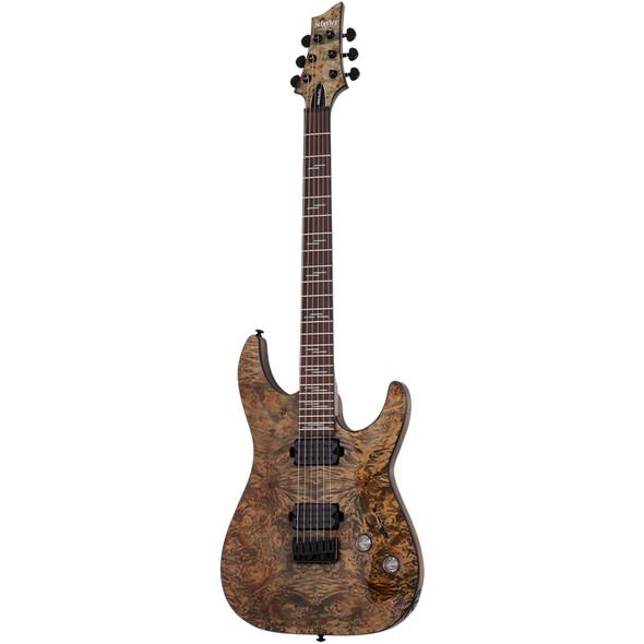 Schecter Omen Elite-6 Electric Guitar, Charcoal