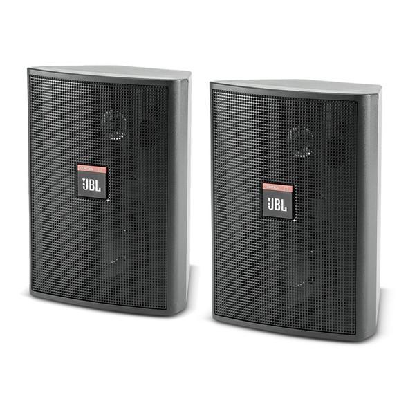 JBL Control 23T Loudspeaker (Pair, Black)