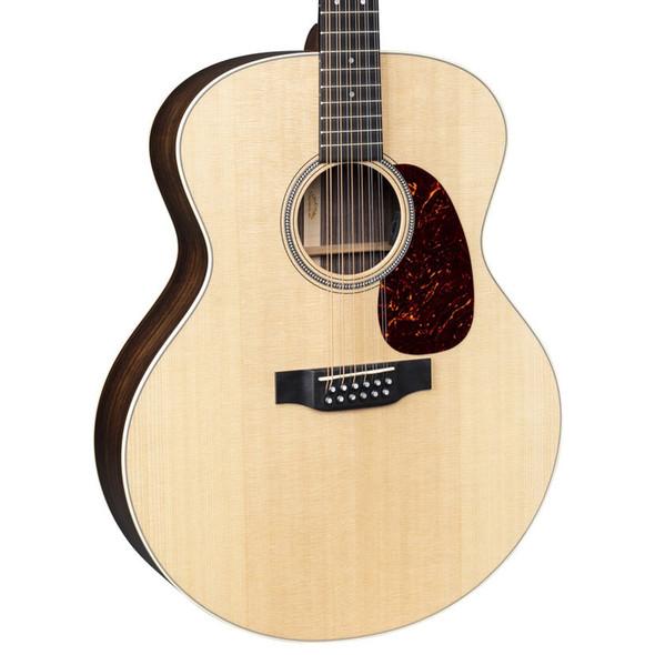 Martin Grand J-16E 12 String Electro-Acoustic Guitar, Natural