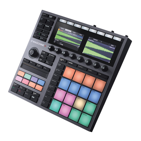 Native instruments Maschine + Production System (ex-display)