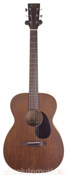 Martin 00-15M Grand Concert Acoustic Guitar, Mahogany