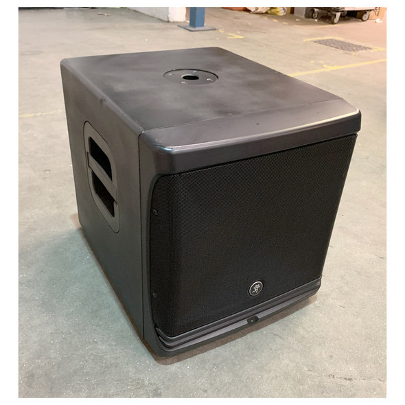 Mackie DLM12S 12 Inch Compact Active PA Subwoofer (pre-owned)