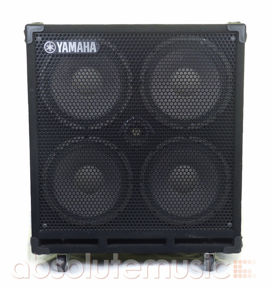 Yamaha BBT410S 4 x 10 Bass Speaker Cabinet (pre-owned)