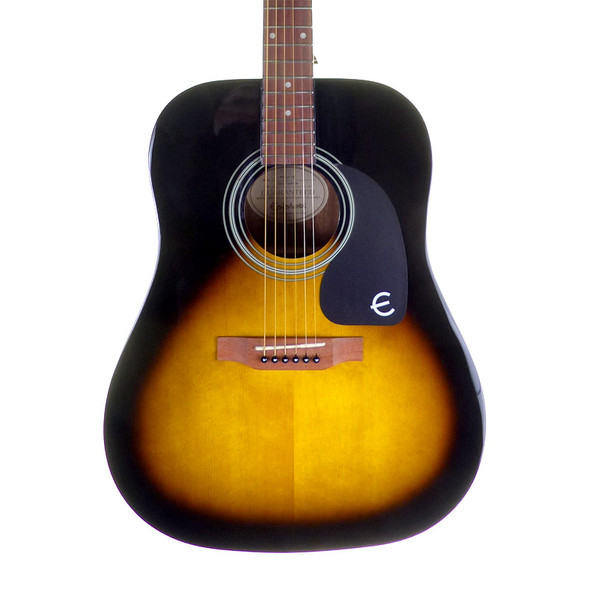 Epiphone PRO-1 Steel String Acoustic Guitar, Vintage Sunburst