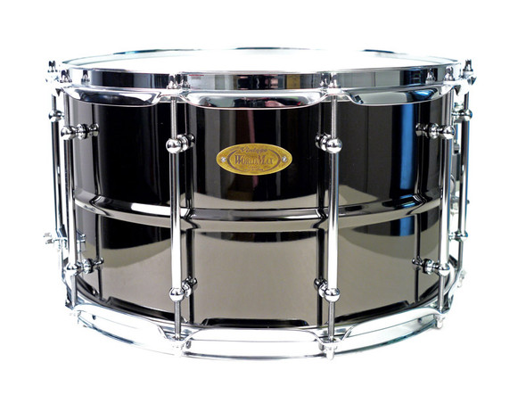 Worldmax Big Dawg Black Brass  14 x 6.5 Inch Snare Drum