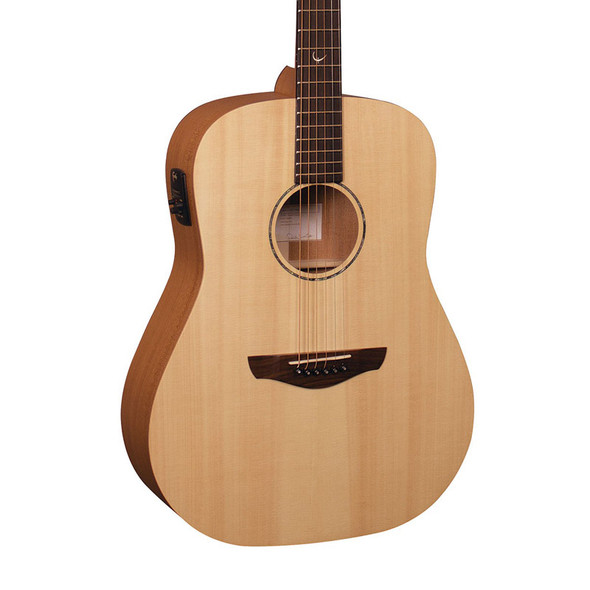 Faith FKSE Naked Saturn Electro-Acoustic Guitar w/ Gigbag