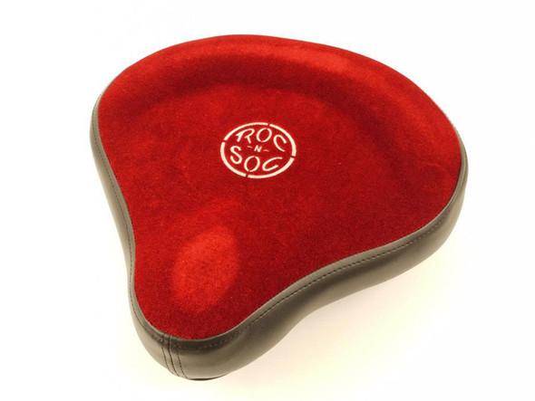 Roc N Soc Hugger Seat, Red