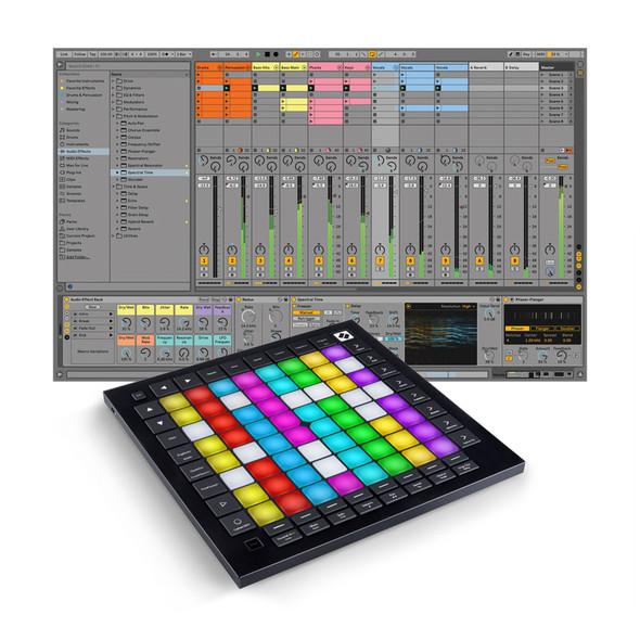 Ableton Live 11 Standard with Novation Launchpad Pro Mk3 Bundle