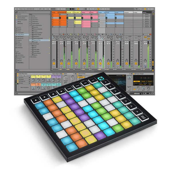 Ableton Live 11 Standard with Novation Launchpad Mini Mk3 Bundle