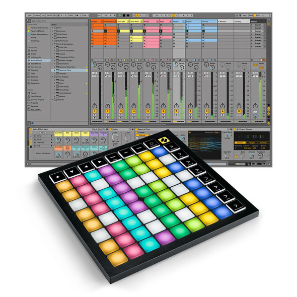Ableton Live 11 Standard with Novation Launchpad X Bundle