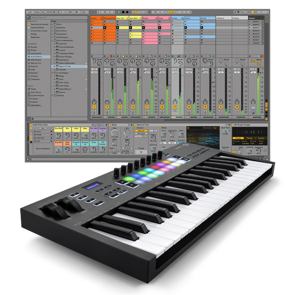 Ableton Live 11 Standard with Novation Launchkey 37 Mk3 Bundle