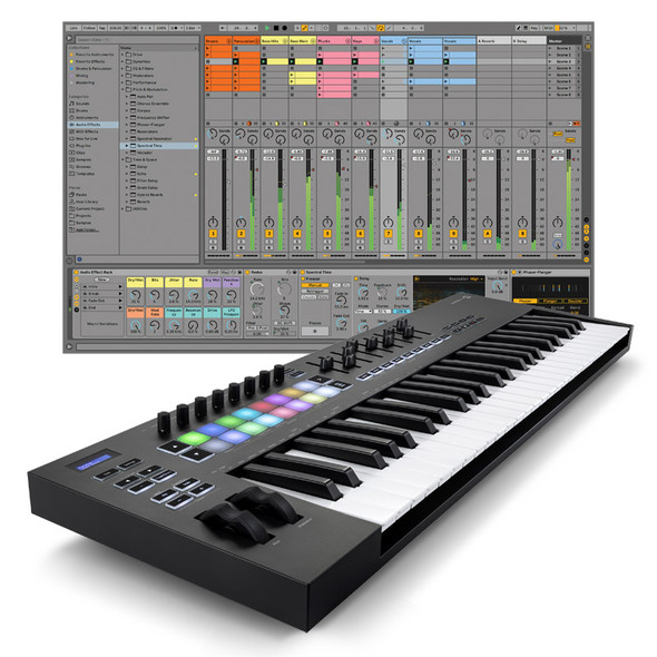 Ableton Live 11 Suite with Novation Launchkey 49 Mk3 Bundle